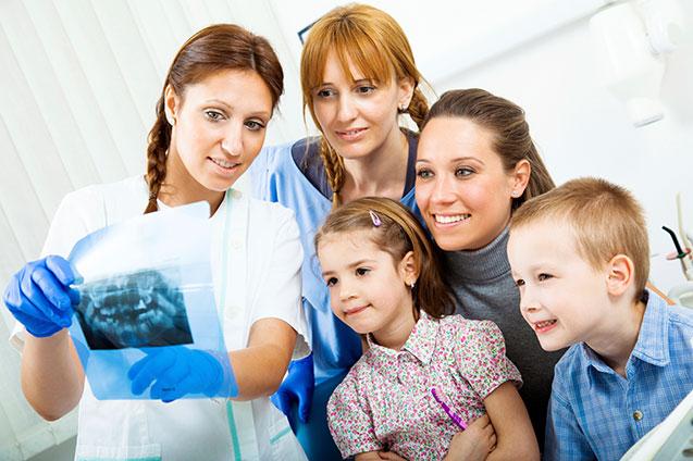 Dental X-Ray at Smile Place Dental