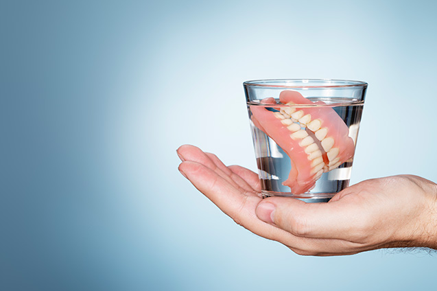 Dentures at Smile Place Dental